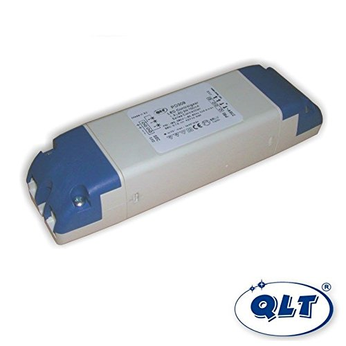 Qlt alimentatore led corrente costante pd312 350mA 16, 8W 3-12 led 1w 3, 6-48 v dc QLT QUALITRON