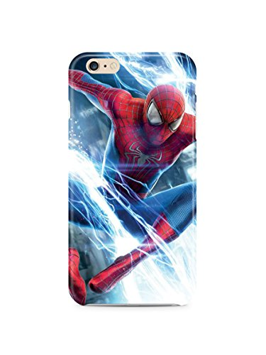 Spiderman for Iphone 6 6s (4.7in) Hard Case Cover (sm14)