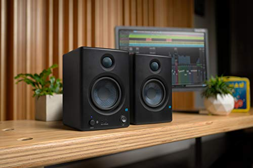 "PreSonus Eris E4.5 BT-4.5"" Near Field Studio Monitors with Bluetooth"