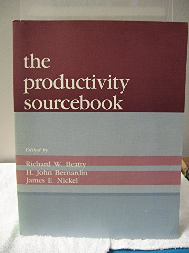 The Productivity Sourcebook
