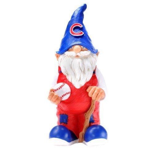 Forever Collectibles Chicago Cubs MLB 11 Garden Gnome