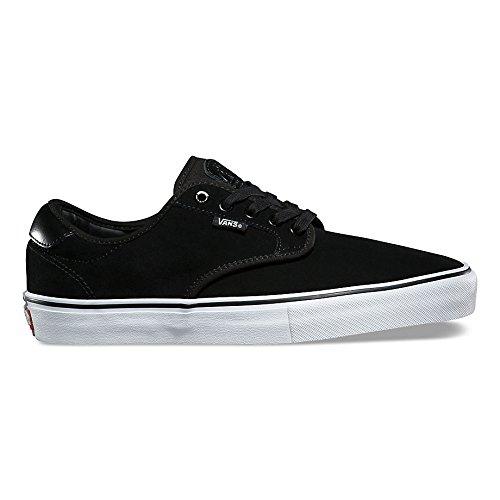 AUTHENTIC Erwachsene Suede Vans Unisex Black white Sneakers 6EZSqSUd