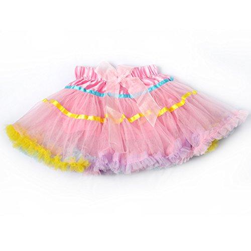 LCLHB-Tulle-Dance-Tutu-Skirt-3-Layer-Fluffy-Ballerina-For-Baby-Toddler-Girls-5-Size-Available-For-4-Mon-10yrs-Girls