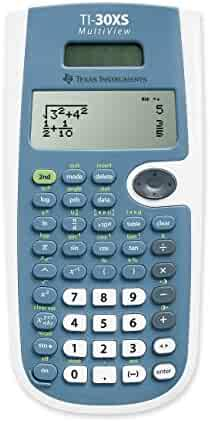 TEXTI30XSMV - Texas Instruments TI-30XS MultiView Calculator
