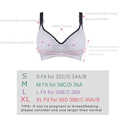 Buy supportive maternity bra