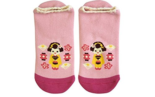 Japanese Kids Tabi Socks Maiko by Geish