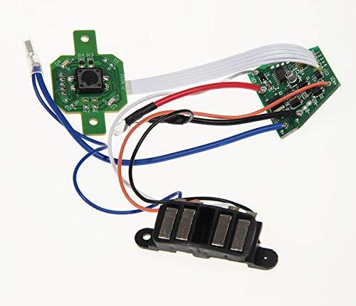 Ariete tarjeta PCB contactos escoba Aspiradora escoba eléctrica 2 ...