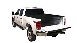 TonnoPro HF-157 HardFold Hard Folding Tonneau Cover - Truck Bed Cover - 2007-2012 Chevrolet Silverado / GMC Sierra With an 8' Long Bed - Without Utility Track - Plus $59 of Free Accessories