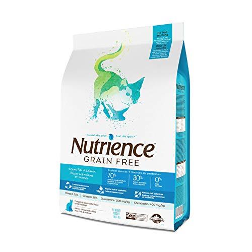 5kg (11lb) Nutrience Grain Free Ocean Fish Cat Food (11lb)
