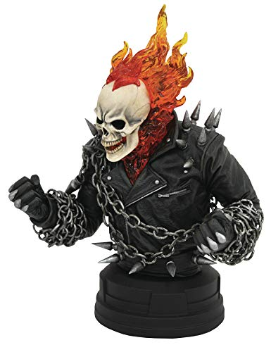 DIAMOND SELECT TOYS Marvel Comics Ghost Rider 1: 6 Scale Resin ()