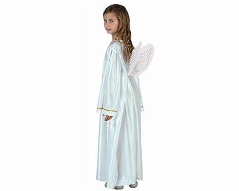 DISFRAZ ANGEL AZUL - TALLA 5-6 AÑOS