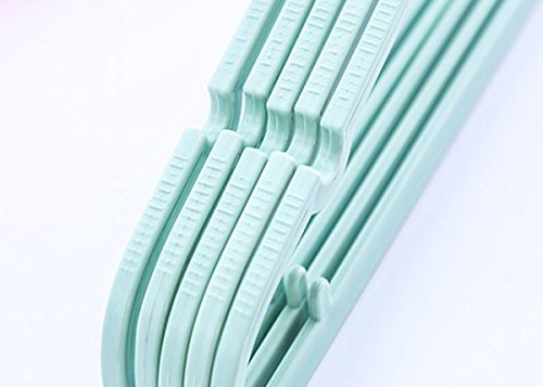 azul joyfeel comprar 5/piezas ni/ños antideslizante percha Cute Cartoon Color s/ólido pl/ástico resistente percha para el hogar//Tienda uso