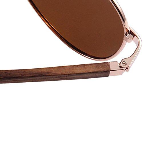 Noix Unisexe Randonneur de de Lentille de de A Polarisée YANKAN Soleil Lunettes Protection UV400 wq1pRYF