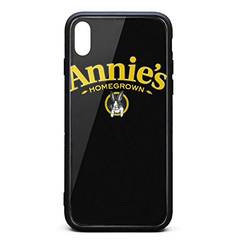 - Pretty Cool Best Stylish Fashionable-Annies-Organic-Salad-Phone Case for iPhone Xs Max TPU Material Anti-Fingerprint Non-Slip Thin Silicone Scratch Impact Resistant Scratch-Resistant Heavy Duty
