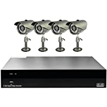 Clover HDV4324 Security System (Black)