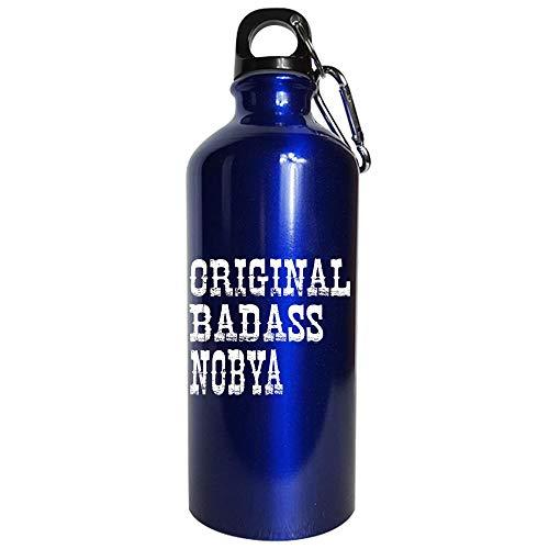 Nobya Filipino Girlfriend gifts from boyfriend - Water Bottle Metallic Blue