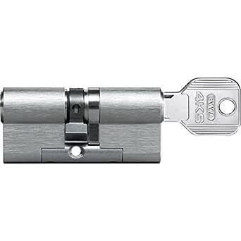 Evva 4 KS Cilindro Doble 31/31 Incluye 10 llaves de alta seguridad ...