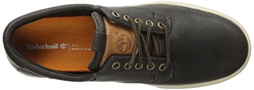 Timberland Adventure 2.0 Cupsole FTM_Adventure 2.0 Cupsole Leather Oxford - zapatilla deportiva de cuero hombre gris - gris