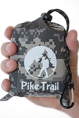 Outdoor Pocket Blanket - Compact Picnic Blanket (60