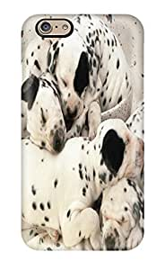 Iphone 6 Case Slim [ultra Fit] Dalmatian Protective Case Cover