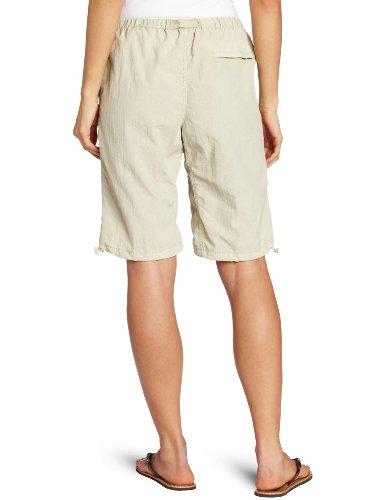 8f20199e5fb52 Amazon.com  White Sierra Women s Hanalei Bermuda Short  Clothing