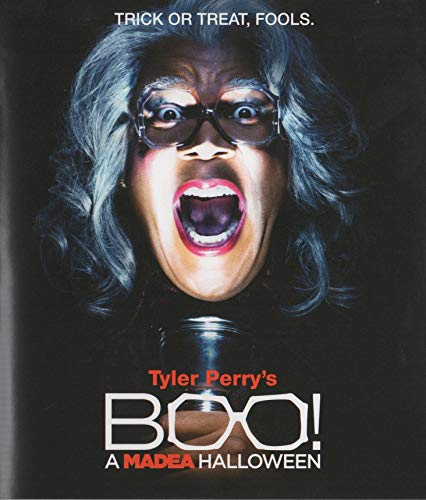Tyler Perry's Boo! A Madea Halloween (B;u Ray)