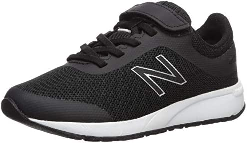 New Balance Unisex-Baby 455v2 Hook and Loop Running Shoe