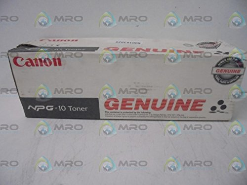 Genuine Canon NPG-10 Black Toner New in (Npg 10 Black Toner)