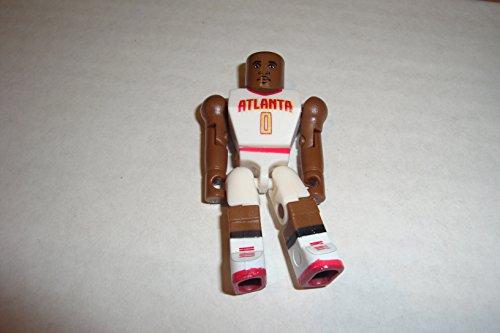 C3 Construction NBA Mini-figure Jeff Teague Atlanta Hawks white uniform