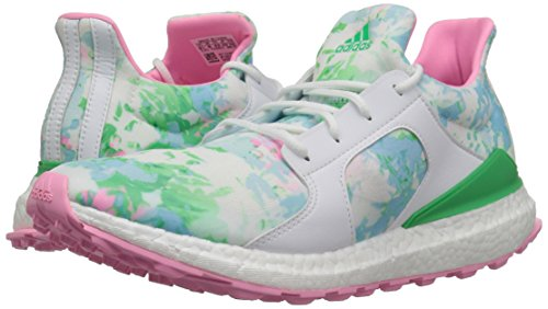 flash White Donna W Glow Climacross S Adidas Pink Ftwr Boost Lime Hg7HWq