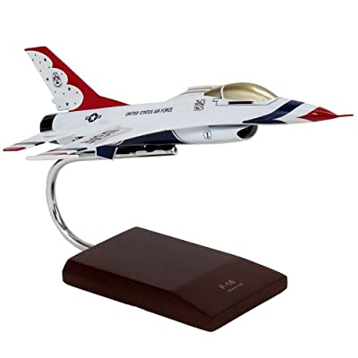 Mastercraft Collection F-16A Thunderbirds - 1/48 scale model