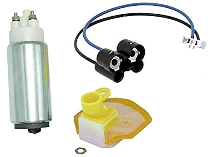 Amazon Com 14z Intank Fuel Pump Fits Honda Cbr600rr Cbr 600 Rr 2003