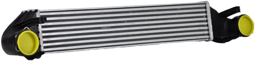 JSD E061 Intercooler Charge Air Cooler for 2002-2005 Mercedes-Benz W203 C230 Ref# 4401-2402
