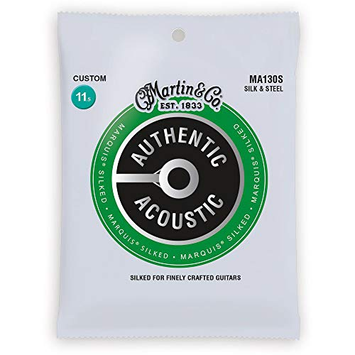 Martin Strings Acoustic Guitar Strings (41Y18MA130S)