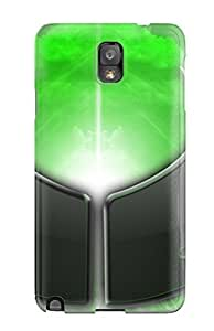 Charles C Lee YXmWZrI466zYMof Case For Galaxy Note 3 With Nice Green Abstract Appearance