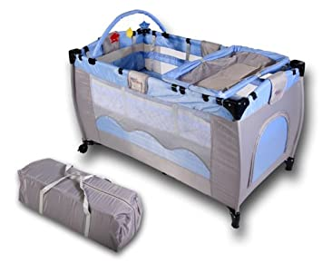 Baby Reisebett test - Deluxe Reisebett