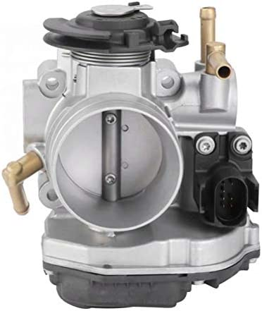 Botine Throttle Body 06A133064H ゴルフビートル2.0L 4cyl 1998-2001