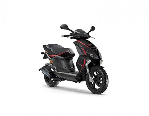 Piaggio Nrg Power 50 DT, colores: grigio Titanio 742/B: Amazon.es: Coche y moto