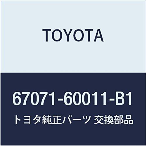 Toyota 67071-60011-B1 Door Grille