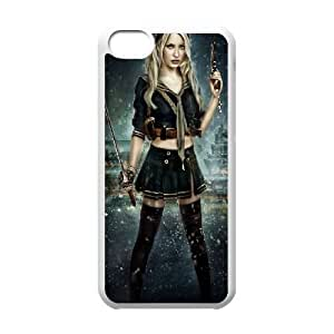 iphone5c Case (TPU), baby doll sucker punch Cell phone case White for iphone5c - YYTT7889581