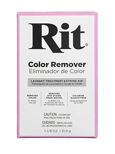 Rit 0340179 Dye Powder-Color Remover, By The By The Yard