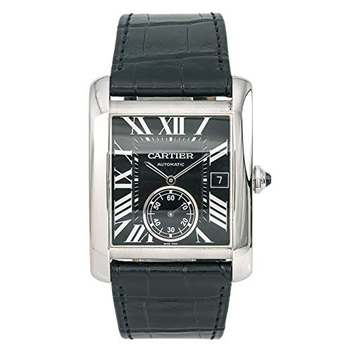 Cartier Tank MC Automatic-self-Wind Male Watch W5330004 (Certified Pre-Owned)