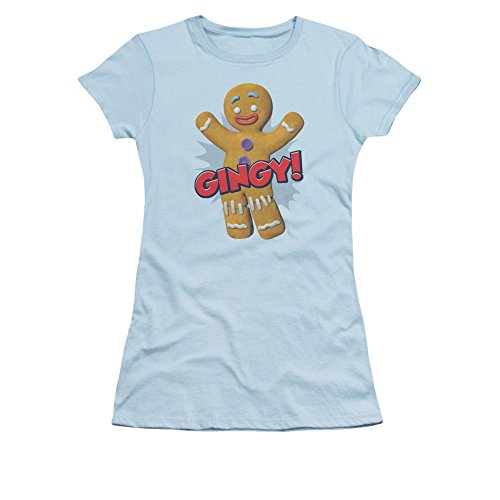 Sons of Gotham Shrek Gingy Junior T-shirt M