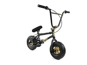 Fatboy Pro Mini BMX Bicycle - Black/Gold