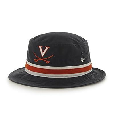 NCAA '47 Brand Bright Striped Bucket Hat