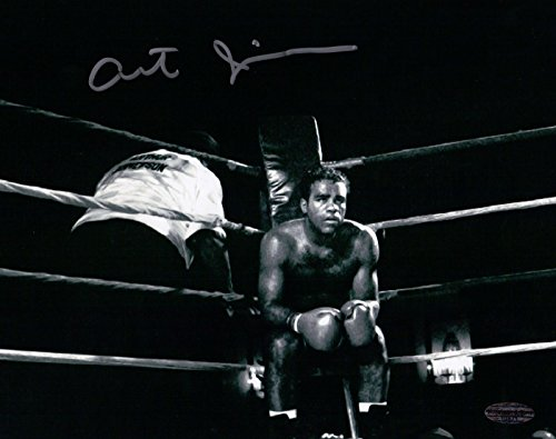 (Art Jimmerson Signed Autographed 8X10 Photo MMA UFC Fighter Vintage Boxing w/COA)