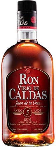 De Caldas Ron 5 Años - 700 ml: Amazon.es: Alimentación y bebidas