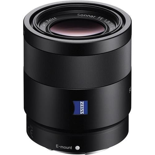 Sony 55mm F1.8 Sonnar T FE ZA Full Frame Prime Lens