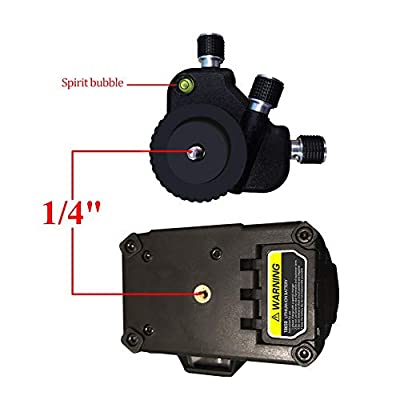 12 Line Laser Level,Self-leveling Vertical and Horizontal Cross 3D Green Beam Construction Tools