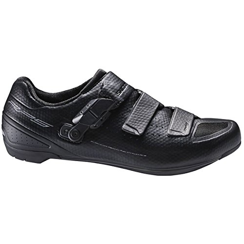 Shimano SH-RP5 Road Shoes 2016 43 BLACK by Shimano